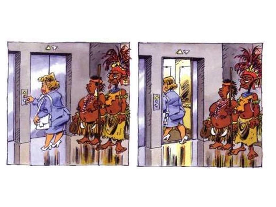 Ascenseur magique